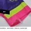 ชุดจักรยานผู้หญิงแขนสั้นขาสั้น CheJi 15 (09) สีน้ำเงินลาย Rose Kiss สั่งจอง (Pre-order) thumbnail 16