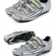 รองเท้าจักรยานเสือหมอบ TIEBAO รุ่น TB16-B1230 สีเงิน thumbnail 3