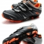 รองเท้าจักรยานเสือภูเขา TIEBAO รุ่น TB35-B816A สีดำเทาส้ม thumbnail 5