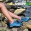 รองเท้าเดินป่าขี่จักรยาน Octopus สีเทา thumbnail 28