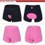 กางเกงจักรยาน Boxer VeoBike กางเกงสีดำ เป้าเจลสีชมพู เป้าสำหรับผู้หญิง thumbnail 4