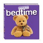 """หนังสือภาพบอร์ดบุ๊ค """"เวลานอน"""" / Baby's First Padded Board Books : Bedtime"""