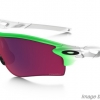 OAKLEY RADARLOCK PATH GREEN FADE EDITION (ASIA FIT) OO9206-38