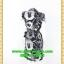 2696ชุดทํางาน เสื้อผ้าคนอ้วนลายvintageสีกรมสไตล์เปรี้ยวหรูไฮโซชุดป้ายสำเร็จมีปกแขนยาวแต่งโบข้างเอวเก็บทรงเนี๊ยบสุด thumbnail 4