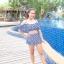 ชุดว่ายน้ำ ทูพีช ลายจุดสีกรม ใส่ได้หลายแบบค่ะ รอบอก 30-36 รอบเอว 24-28 สะโพก 34-40 นิ้ว ค่ะ ด้านในเป็นขาสั่นนะคะ thumbnail 3
