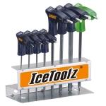 เครื่องมือชุด หกเหลี่ยมสองด้าน Ice Toolz
