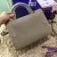Dior Diorever bag สีเทา งานHiend Original หนังแท้ทั้งใบ ทรงสวยเป๊ะ งานเนี๊ยบสวยเป๊ะ งานดีสุด Size: 30 x 23 x 16 cm thumbnail 2
