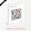 "[PRE-ORDER] WANNA ONE - Special Album ""1÷Χ=1 (UNDIVIDED)"" (TRIPLE POSITION VER.)"