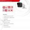 DS-2CE16D7T-IT1/IT3/IT5HD1080P WDR EXIR Bullet Camera 3.6mm.,6mm.8mm