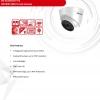 DS-2CE56D0T-IT3 HD1080P IR Turret Camera 3.6mm.,6mm.8mm