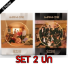 "[PRE-ORDER] WANNA ONE - 2nd Mini Album ""0+1=1 (I PROMISE YOU)"" (SET 2 ปก)"