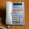 IP4WW-12TXH-A-TEL(WH) (12 Keys, Hybrid (4W) Multi-Line Terminal White)