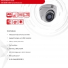 DS-2CE56F1T-ITM3MP EXIR Turret Camera 3.6mm.,6mm.8mm