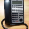 IP4WW-24TIXH-C-TEL(BK) (24 Keys, IP Terminal)