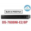 HIKVISION NVR DS-7608NI-E2/8P
