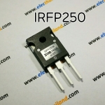 T124: IRFP250N N-Channel Power MOSFET 200V/30A