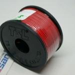 สายไฟสีแดง AWG20 (30m)