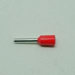 หัวเข้าสายสีเเดง E1510 (ถุงละ 10 ตัว)