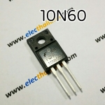 T143: 10N60 N-Channel Mosfet 10A/600V