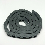 7x7mm drag chain with end connector 100cm