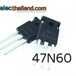 T139:47N60 N-MOSFET 600V/47A