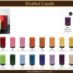 MELLOW COLLECTION BASIC CANDLE CATALOG