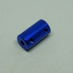 Aluminum Coupling (4x6x25 mm)