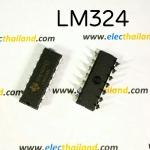 LM324 Quad Operational Amplifier IC