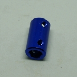 Aluminum Coupling (8x8x25 mm)