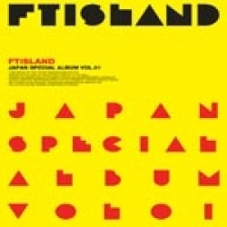 [PRE-ORDER] FTISLAND - Japan Special Album Vol.1