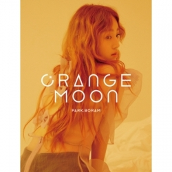 """[PRE-ORDER] PARK BORAM - 2nd Mini Album """"ORANGE MOON"""""""