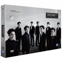 "[PRE-ORDER] EXO - EXO PLANET #2 ""The EXO'luXion in Seoul"" (DVD)"