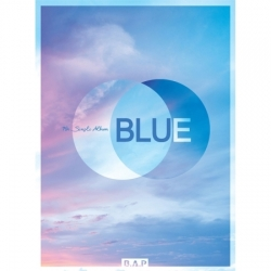 "[PRE-ORDER] B.A.P - 7th Single Album ""BLUE"" (B Ver.)"