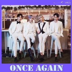 """[PRE-ORDER] N.TIC - 1st Single Album """"ONCE AGAIN"""""""