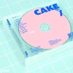 """[PRE-ORDER] SORAN - 3rd Album """"CAKE"""""""