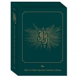 """[PRE-ORDER] JBJ - 1st Mini Special Limited Album """"FANTASY"""" (CD + DVD)"""
