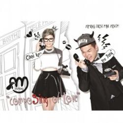 "[PRE-ORDER] Almeng - Mini 1st Albun ""compoSing of Love"""