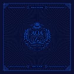 "[PRE-ORDER] AOA - 1st Album ""ANGEL'S KNOCK"" (B VER.)"