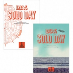 "[PRE-ORDER] B1A4 - 5th Mini Album ""Solo Day"""