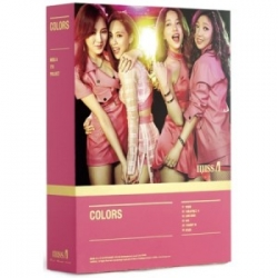 "[PRE-ORDER] Miss A - THE 7TH PROJECT ALBUM ""COLORS"""
