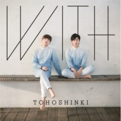 [PRE-ORDER] TVXQ - WITH (Limited Edition) (CD)