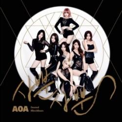 "[PRE-ORDER] AOA - Mini 2nd Album ""With Soft Steps"""
