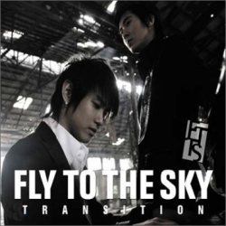 "[PRE-ORDER] FLY TO THE SKY - 6th Album ""TRANSITION"""