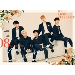 "[PRE-ORDER] HIGHLIGHT - 2nd Mini Album ""CELEBRATE"" (A Ver.)"