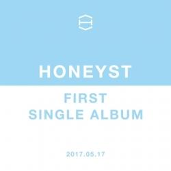 [PRE-ORDER] HONEYST - 1st Single Album