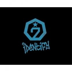 "[PRE-ORDER] GOT7 - 1st Album ""Identify"" (Original Ver.)"
