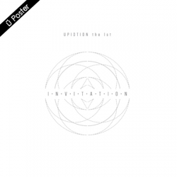 "[PRE-ORDER] UP10TION - 1st Album ""INVITATION"" (SILVER VER.)"