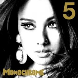 """[PRE-ORDER] LEE HYORI - 5th Album """"MONOCHROME"""" (Normal Edition)"""