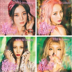"""[PRE-ORDER] WONDER GIRLS - Single Album """"WHY SO LONELY"""" {LIMITED EDITION} (COVER RANDOM)"""