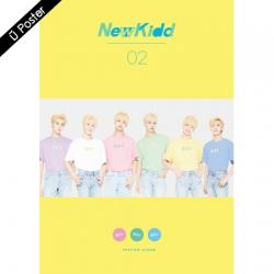 "[PRE-ORDER] NEWKIDD02 - 2nd Preview Album ""BOY BOY BOY"""